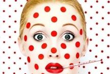 ......Polka Dots...... / by Lisa