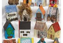 tiny houses (decorations)