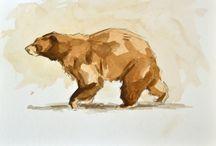 bears / by Cesca Faber