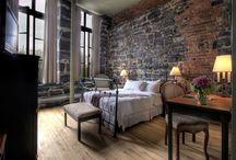 hotels I've loved / My favorite stays around the world. / by Nancy Harder