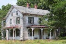 Bones of Old Houses