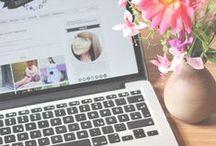 Blog & Social Media Tipps / Die besten Tipps und Tricks in Sachen Bloggen, Blogdesign und Social Media