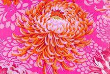Gorgeous Floral Patterns / by Candace J Metzger | Artist & Designer