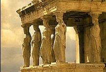 Around the World - GREECE / by Diane Blair