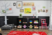 Playroom / by Christi Mitchell