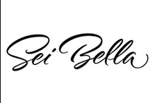 Sei Bella / Sei Bella is the Skin Care and Hair Care line by Melaleuca.  T