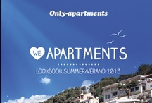 Look Book summer 2013 / Find some inspiration for you holiday in our Look Book summer 2013. Our special selection of apartments for this summer from from €12 / £10 per night.