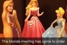 Disney Princesses Reimagined