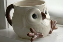 cups / Fun cups that caught my eye. / by Cesca Faber