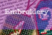 Embroidery / Patterns and Stitches for every taste.