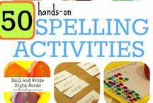 Literacy - Spelling