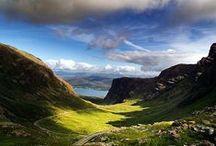 Around the World - SCOTLAND / by Diane Blair
