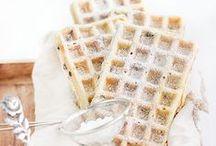 ❤️ Waffeln // Waffle Love