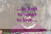 """K"" Shawls / ...to knit, to wear, to love..."