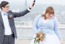 Heiraten: Wer ja sagt... {Hochzeitsplanung} / ... muss auch langsam mal mit der Planung anfangen! Inspirationen für unsere Hochzeit im Herbst 2017: (Plus Size) Brautkleider, tolle Locations, kreative Fotos und außergewöhnliche DIY-Ideen, um mit ganz viel Liebe zum Detail zu heiraten.