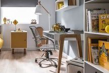 Комната подростка / Идеи, подборки и готовые интерьеры для комнаты подростка
