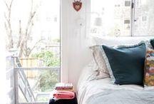Bedroom Inspiration / Bedrooms
