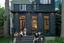 Exterior & Home plan Inspiration / Architecture, home plans, curb appeal. / by Meagan Tucker