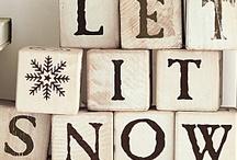 Snow / Love it or hate it....it IS beautiful. / by Monica Wilson