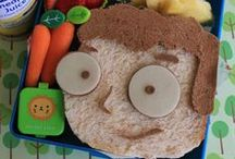 Elie's Lunch Box / Fun food options for kids
