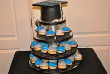 Graduation Party Ideas / Ideas for my husband's graduation parties.  The first was May 2012 (Associates Degree),  graduations include May 2014 (BSW), and May 201? (MSW)!  Let's do this!