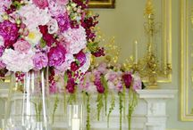Styled Shoots by Paula Rooney / Wedding Flowers