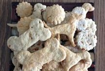 Dog Treats    / Thank you Dog's Day Out for the idea! / by Monica Wilson
