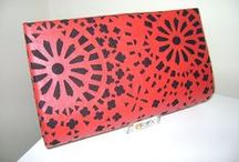 TRYX Bolsas Artesanais / As mais lindas clutches do Rio