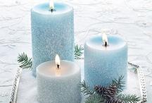 candles / by Gretchen Gautier-Gutierrez