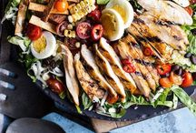 EAT- Salad and Dressing Recipes