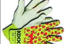 """KIXX ♥ (G)Loves Fruits for fun """"To Impress!"""" / Fruits for Fun. Dat is de KIXX Fruit line. Lichte handschoenen voor het werken in de tuin of bij het klussen. Kijk op www.kixx-safety.nl voor al onze modellen."""