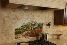 Kitchen Backsplash Ideas / Kitchen Backsplash ideas - Center pieces and design ideas from top designers.