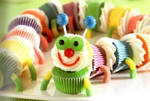 Dishin Up Cupcakes / Lots of wonderful #cupcakes to gawk at :) / by Dishin' With Rebelle
