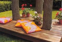 Garden Inspirations I WILL DO! / My favorite gardening ideas that I want to try! / by Monica Wilson