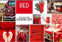 """KIXX ♥ (G)Loves Rocking Red """"To Impress"""" / Rocking Red een rode nylon handschoen met een antraciete latex coating, uit de KIXX Color line. Een latex coating is vooral bij natte werkzaamheden geschikt: druppels rollen zo van de coating af."""