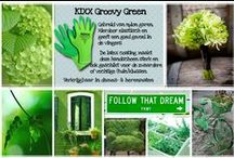"KIXX ♥(G)Loves Green ""To Impress"" / KIXX loves the garden and specially when the garden is green. You can follow us on Facebook www.facebook.com/kixxsafety. Here we spread all the news about gardening, garden design and lots of like and win actions. Join us, KIXX (G)Loves the garden!"