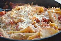 Food: Main Dish / Dinner Recipes