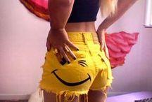Spanky Shorts