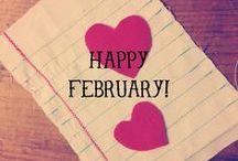 """KIXX ♥ (G)Loves Februari """"To impress"""" / """"Sprokkel maand"""" Bij deze maand horen de volgende weerspreuken: """"Is februari nat en koel, dan is juli dikwijls heet en zwoel."""" """"Ligt de wind in februari stil, dan komt hij zeker in april."""""""