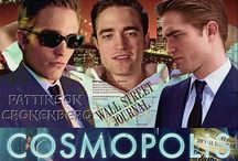 Cosomopolis / Robert Pattinson stars as Eric Packer / by Randee Carreno