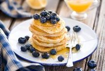 Food: Breakfast & Brunch / Some great ideas for delicious breakfasts & brunches