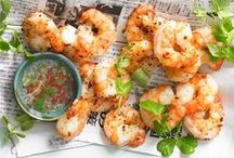 Food: Starters & Side Dishes / Inspiration for starters & side dishes to complement main meals.