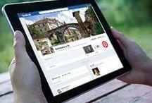 Turismo 2.0 / Uso de tecnología y medios sociales para el marketing y la comunicación en sitios y empresas de turismo. / by Grissel Montiel
