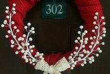 ~ Wreaths  DIY projects all Season's ~