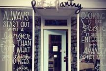 boutique love / Future boutique/cafe/bistro/shop ideas  / by Melissa Smith