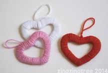 Valentine's Day for Kids / Valentine's Day crafts and activities for kids.