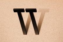 Typography! inspiration / by Kaila Poulsen