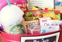 meal gift/gift basket