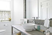 home // bathroom / by Melissa Smith