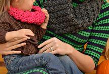 knit & crochet / by Melissa Smith